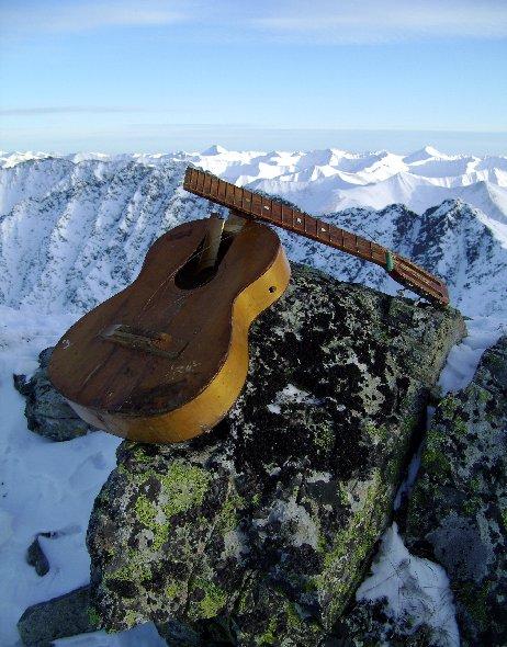 «До после восхожденья, / До будущей горы»