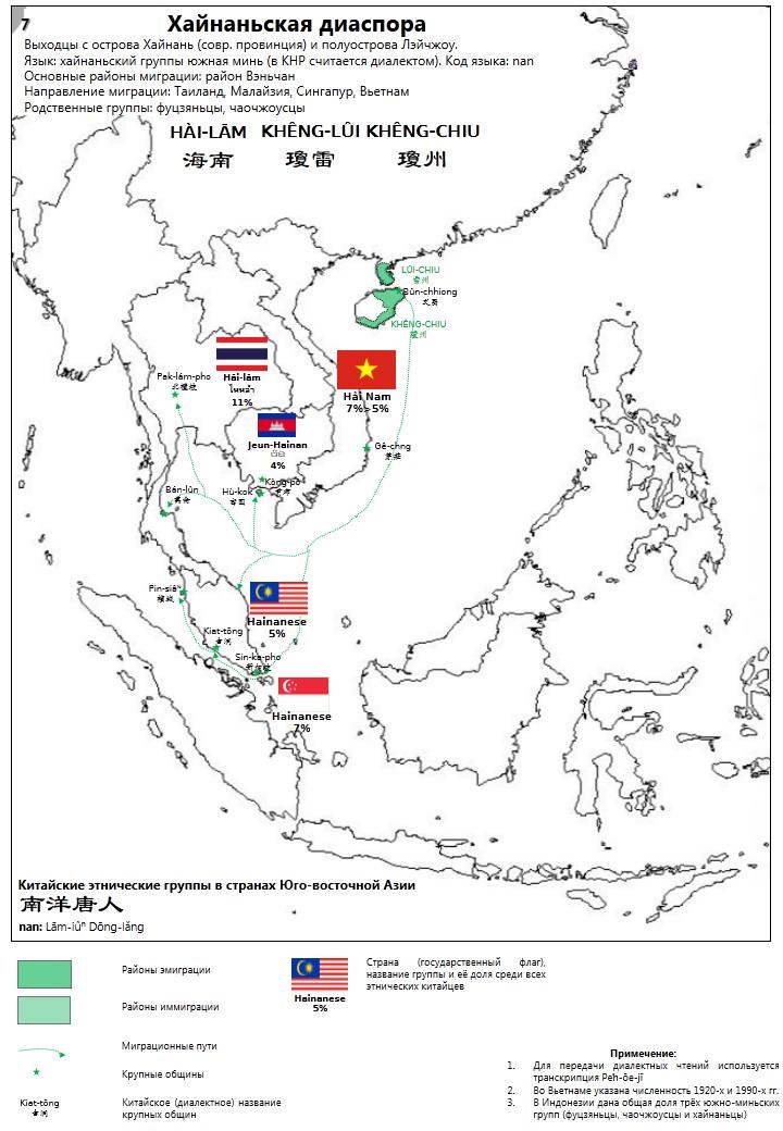 Хайнаньская диаспора