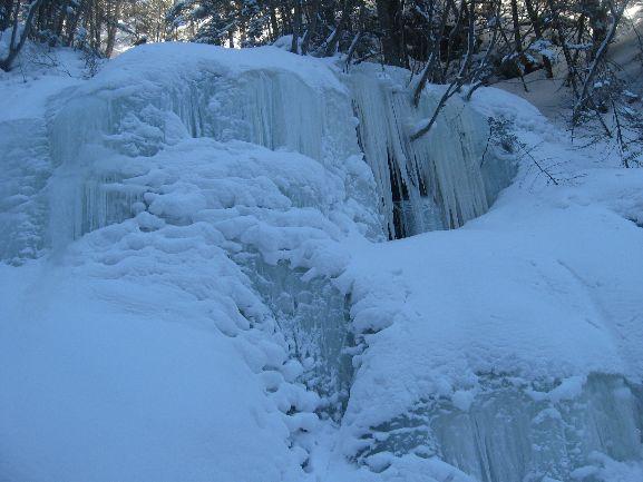Живая вода подо льдом