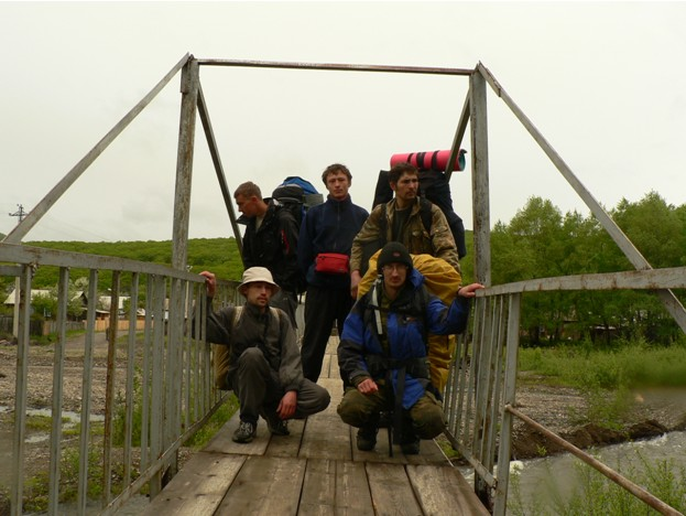 Последний мост